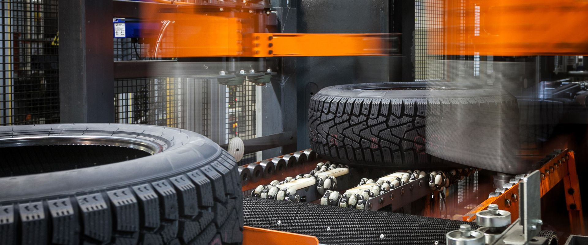 Industrial IoT: Tire production